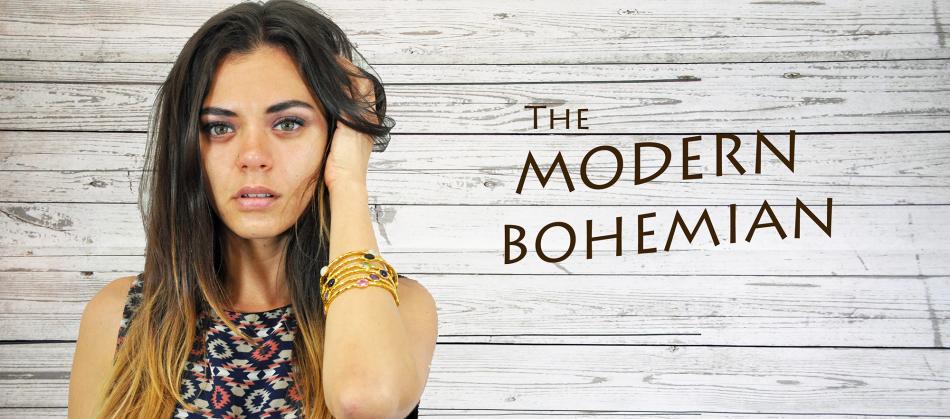 The Modern Bohemian Silver Trendz Lifestyle