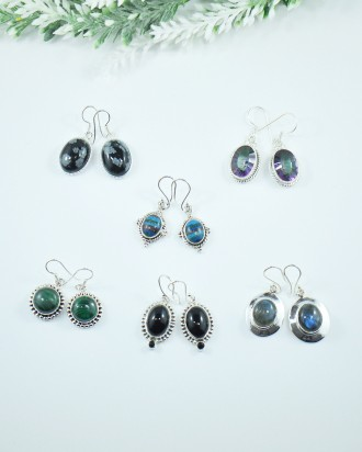 wholesale_lot_4_gemstone_earrings_2
