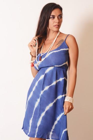 shibori-tie-dye-indigo-bohemian-dress-silver-trendz