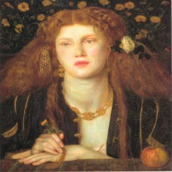 Bohemian portrait