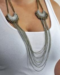 Desert Rose Necklace