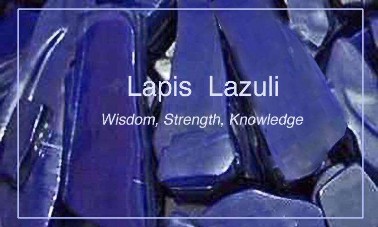 healing power of lapis lazuli